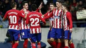 Fernando Torres Atletico Madrid Elche Copa del Rey