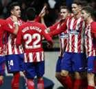 Európa Liga: Idegenben hengerelt az Atlético Madrid