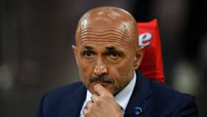 Luciano Spalletti Inter Sassuolo Serie A