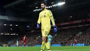 Alisson Becker - Liverpool