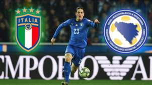 GFX Italien Bosnien 2019
