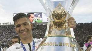 Balbuena - Corinthians - 26/11/2017