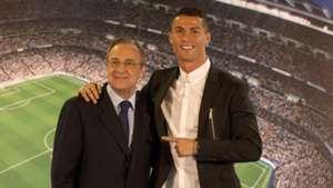 Florentino Perez Cristiano Ronaldo