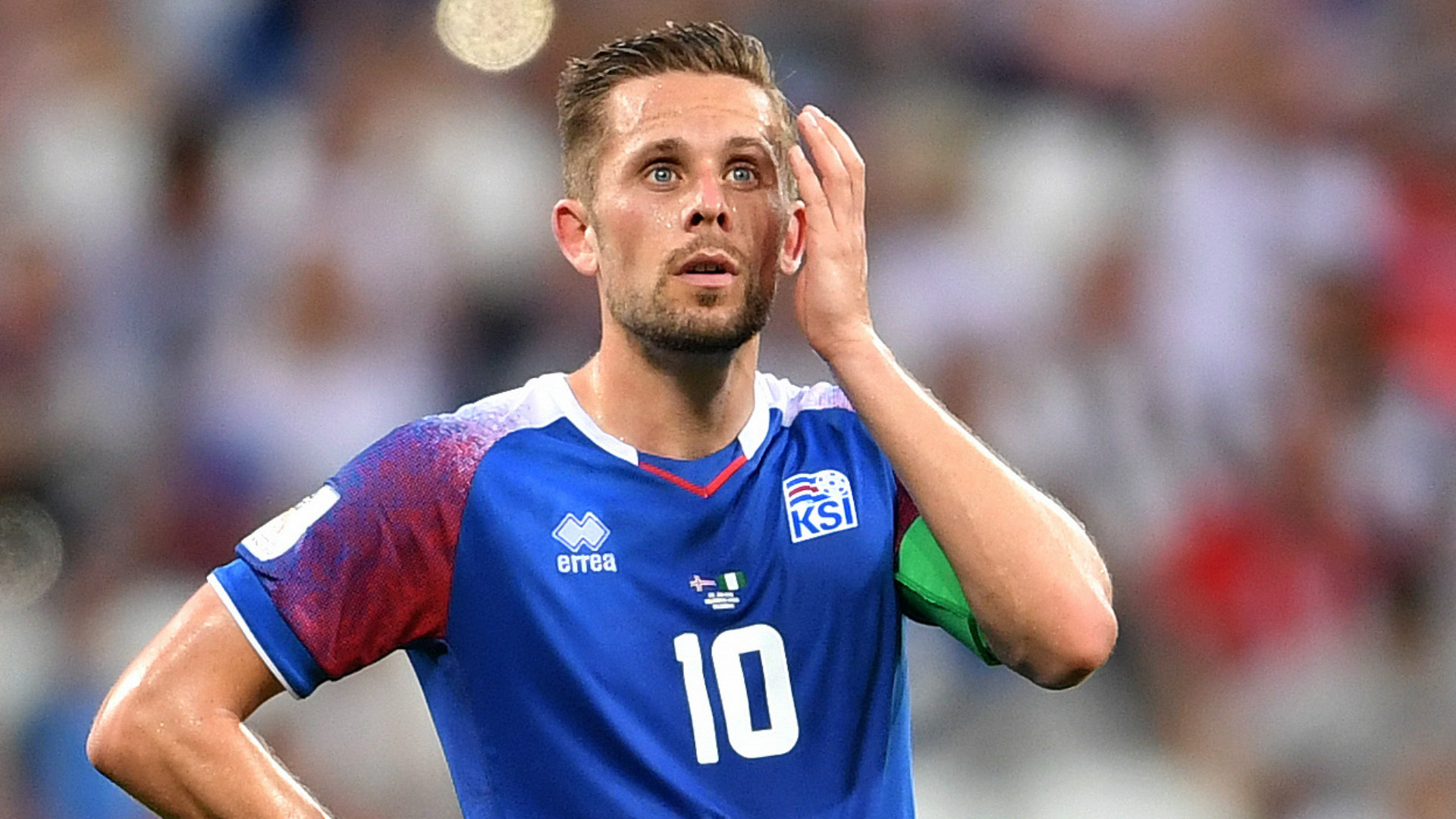 Gylfi Sigurdsson Iceland 2018
