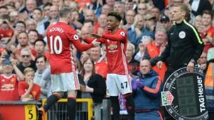 Angel Gomes, Cristiano Ronaldo & Debutan Termuda Manchester United Di Liga Primer Inggris