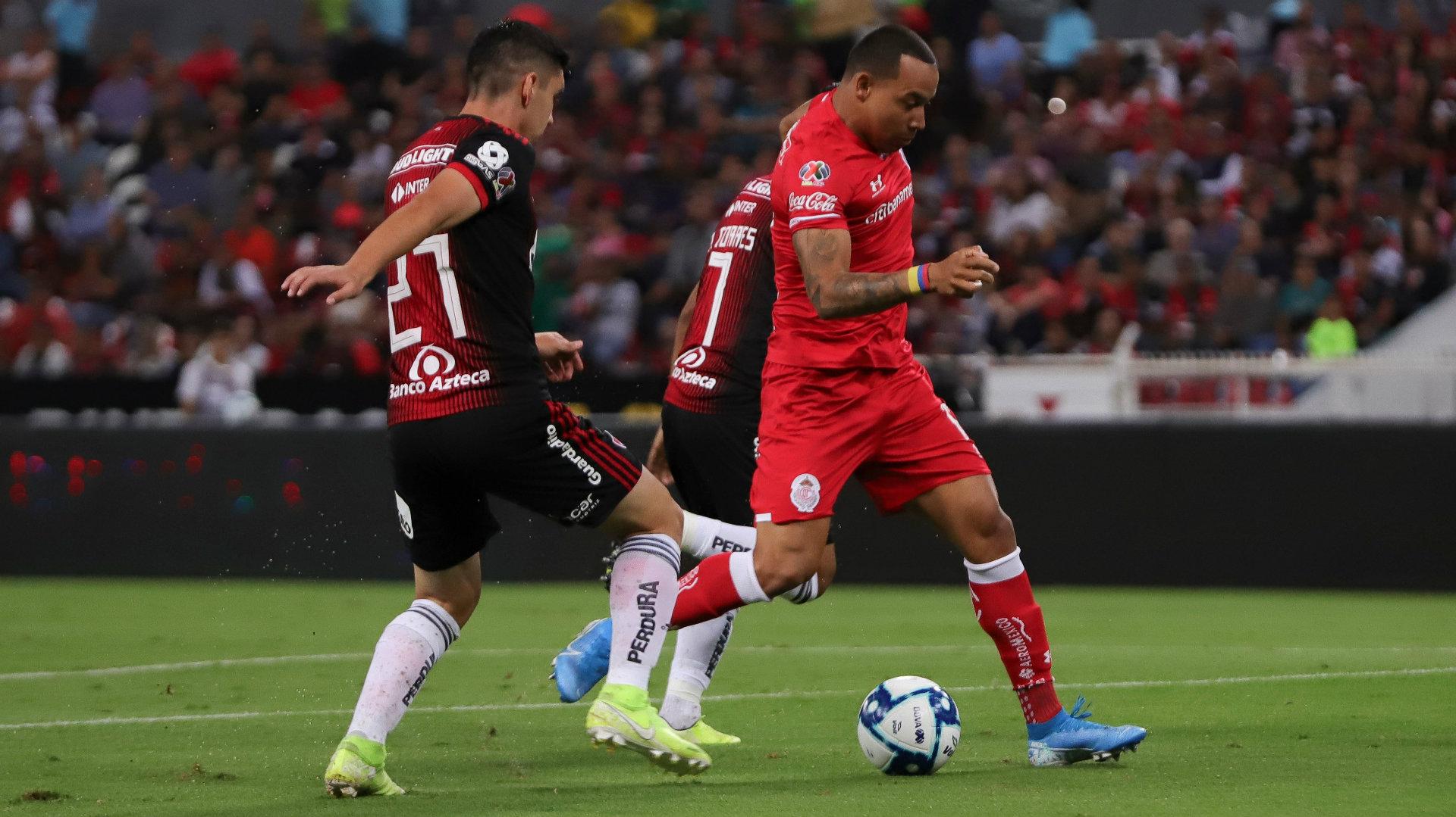 Atlas vs Toluca Apertura 2019