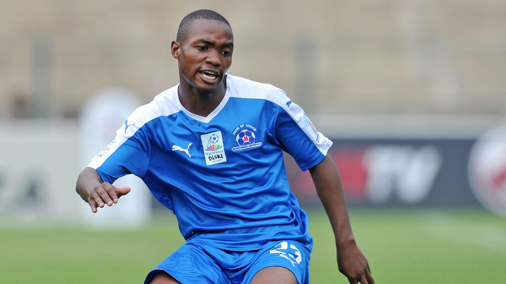 Luyanda Ntshangase of Maritzburg United