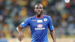 SuperSport United, Aubrey Modiba