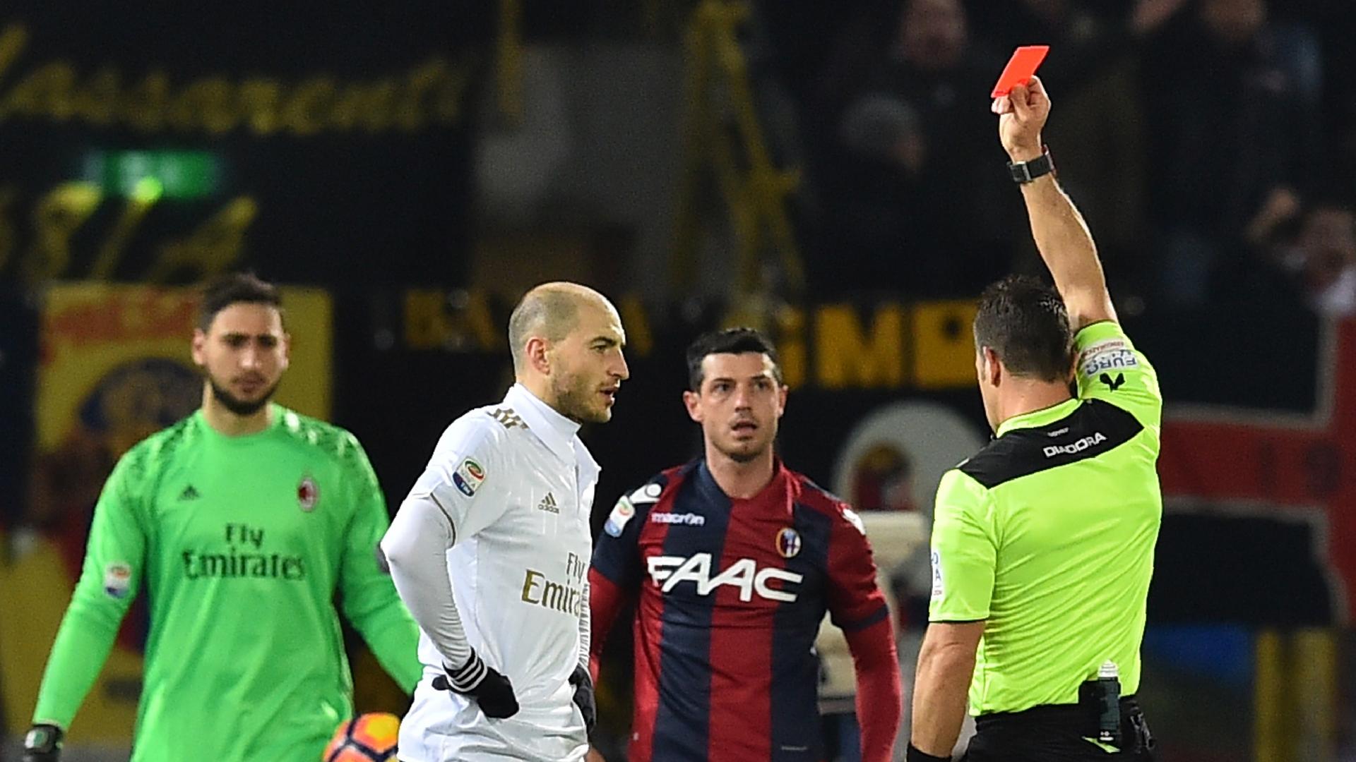 Gabriel Paletta AC Milan Bologna