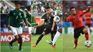 Selección mexicana México