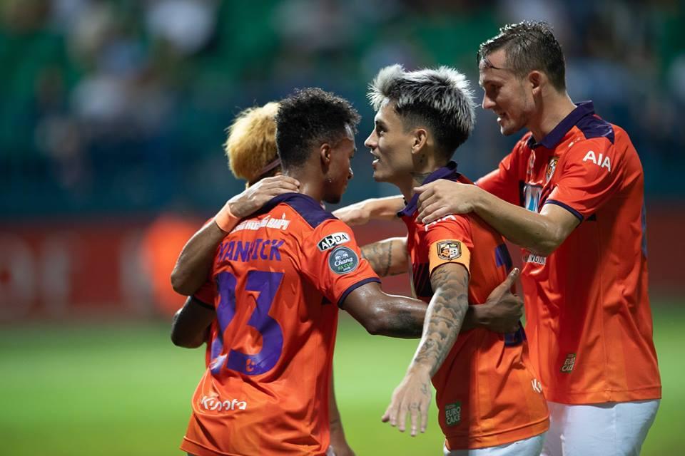 Image result for ราชบุรีแซงต่อเวลาดับ 3-1 ลิ่ว 16 ทีมช้าง เอฟเอคัพ