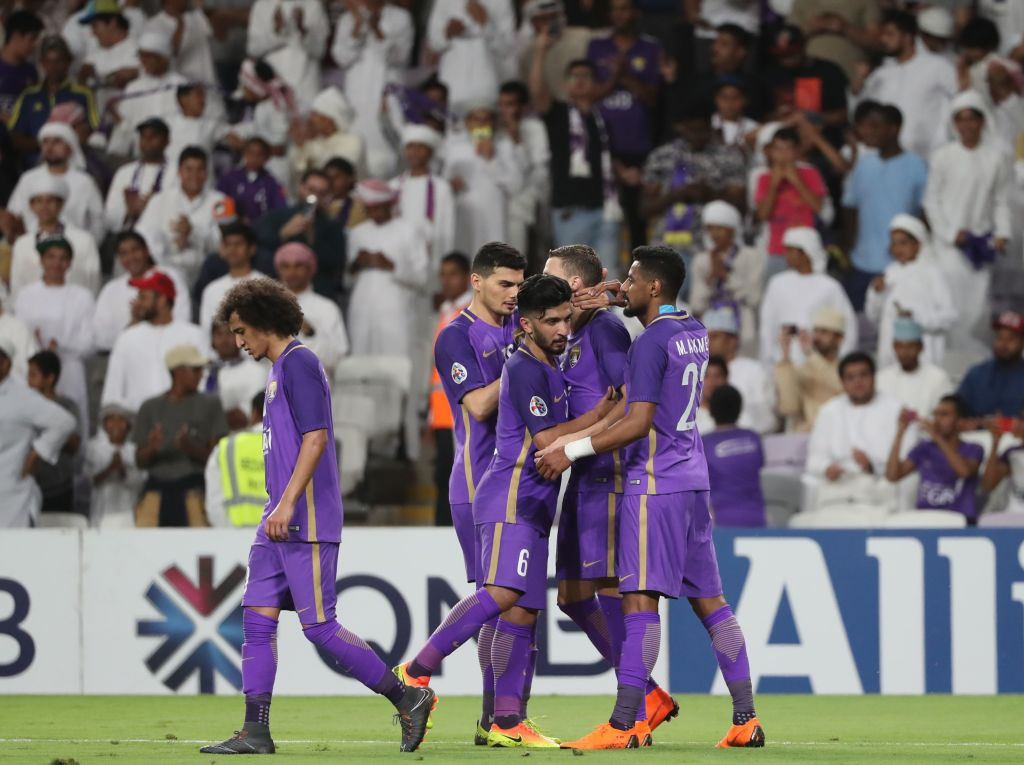 Al Ain v Al Hilal; AFC Champions League