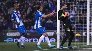 Pau Lopez Espanyol Barcelona Copa del Rey 17012018