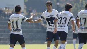 Matías Alustiza Alejandro Arribas Pumas Clausura 2018 040118