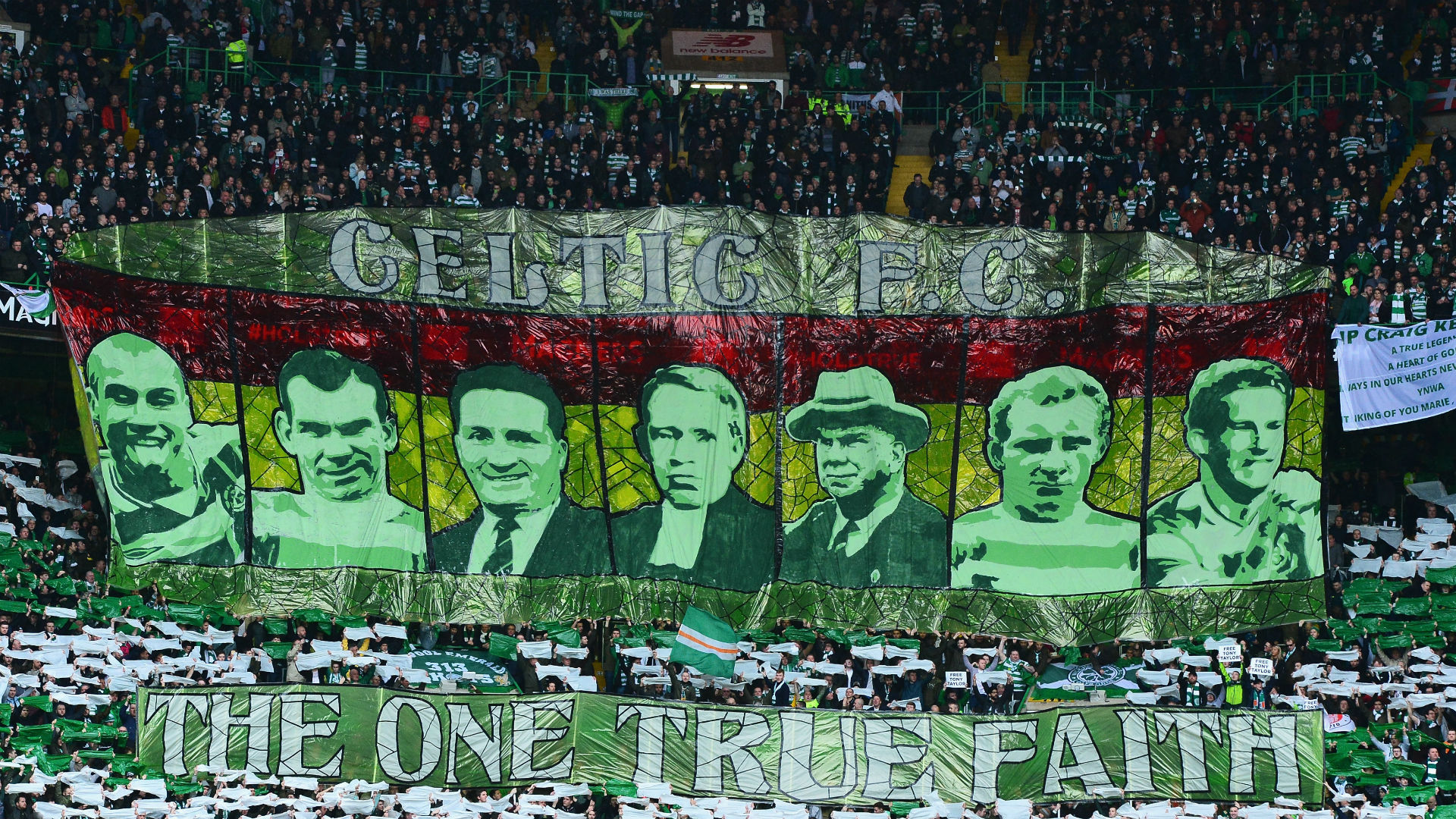 Best fans in the world? Why Celtic supporters won FIFA award