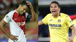 Falcao Monaco & Carlos Bacca Villarreal mix