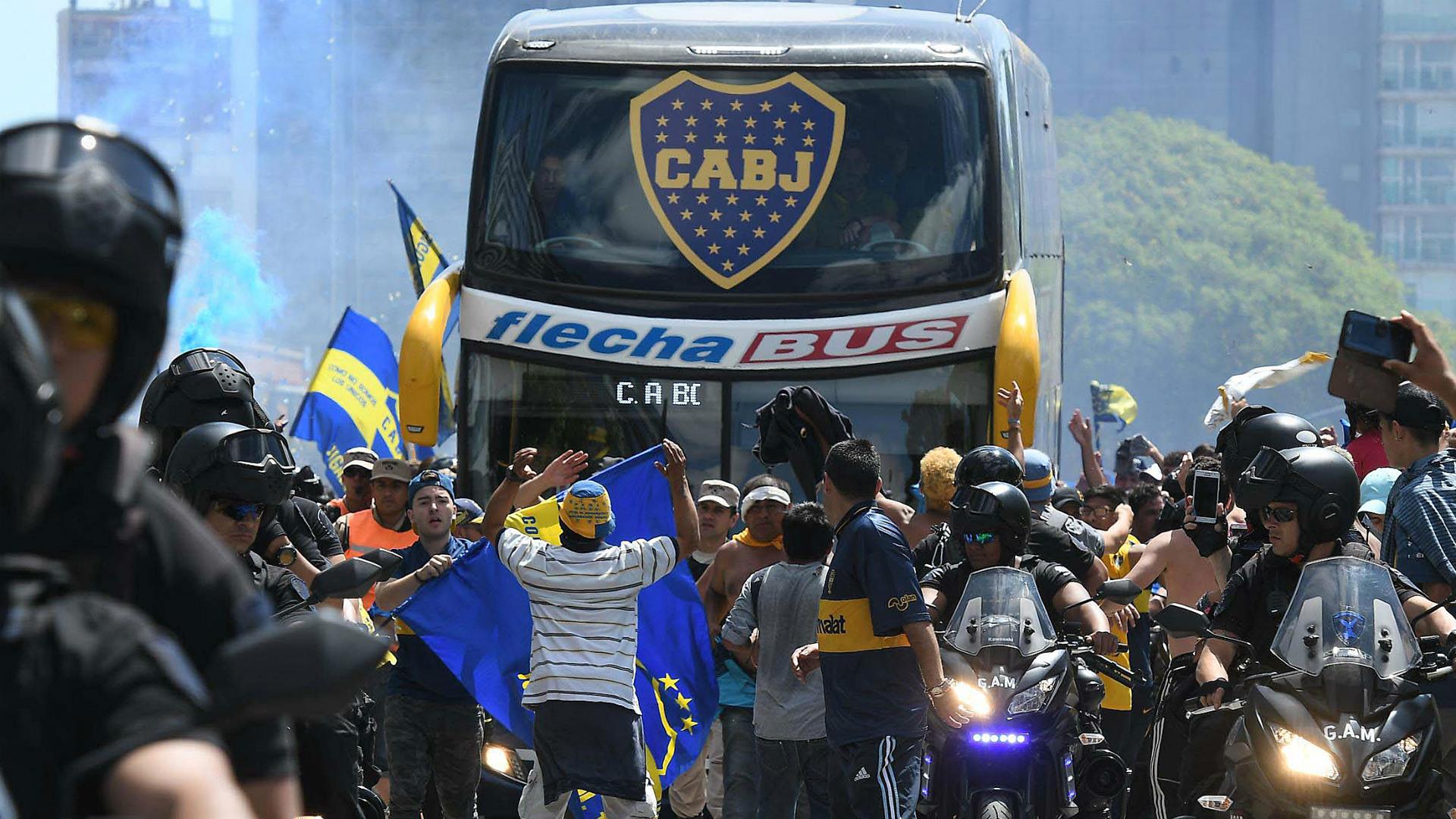 Boca Copa Libertadores 24112018
