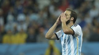 Gonzalo Higuain Argentina