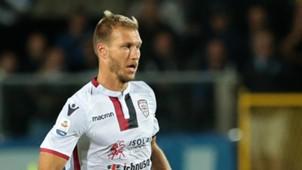 Ragnar Klavan Atalanta Cagliari Serie A 09022018