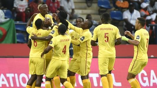 Zimbabwe Algeria