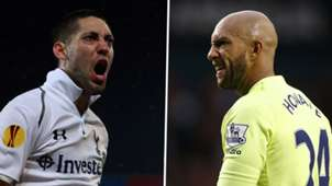 Clint Dempsey, Tim Howard
