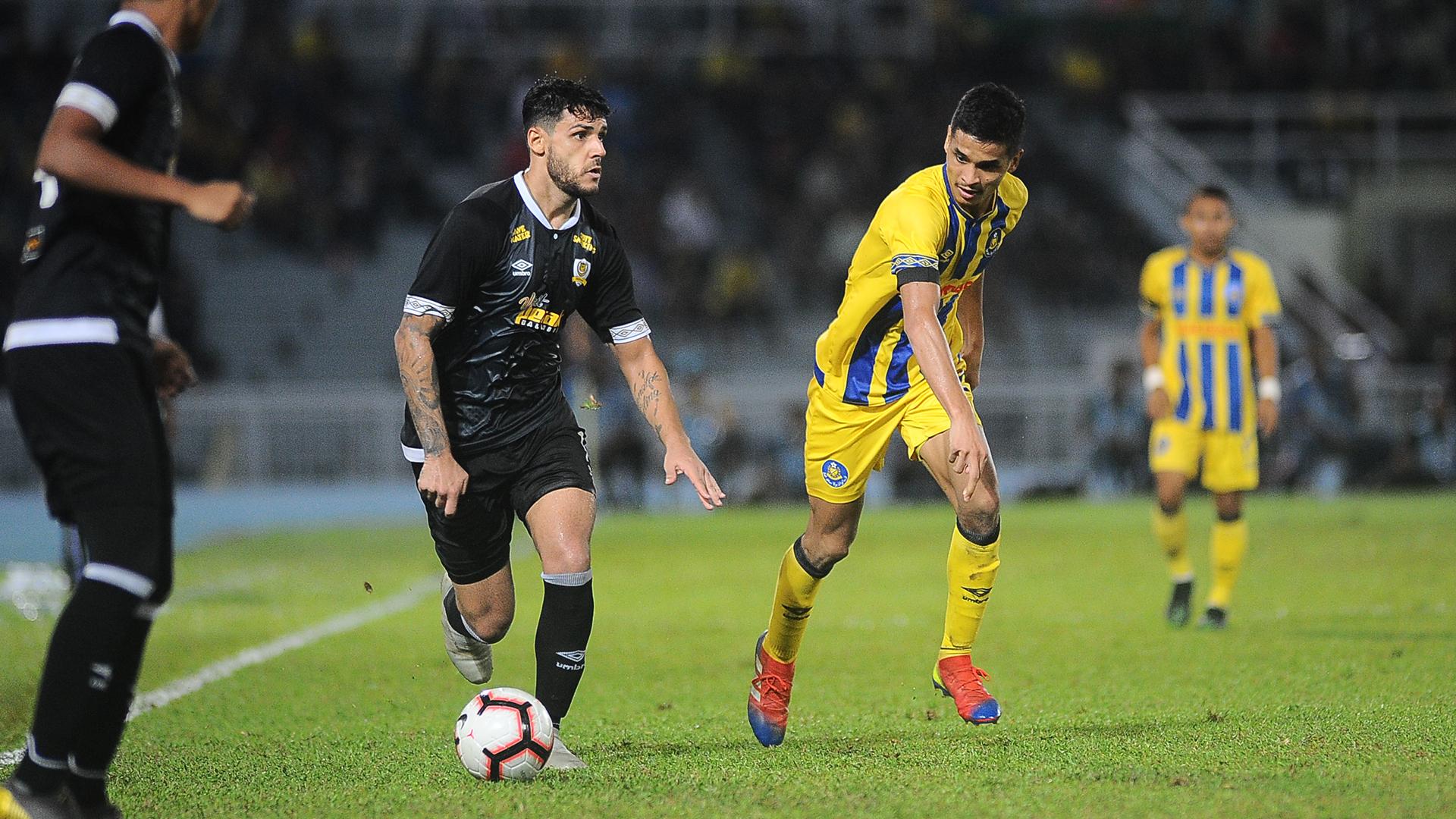 Safuwan Baharudin, Pahang v Perak, Malaysia FA Cup, 21 Jun 2019