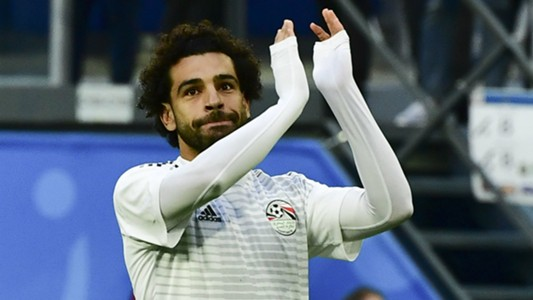 Mohamed Salah Egypt World Cup 2018