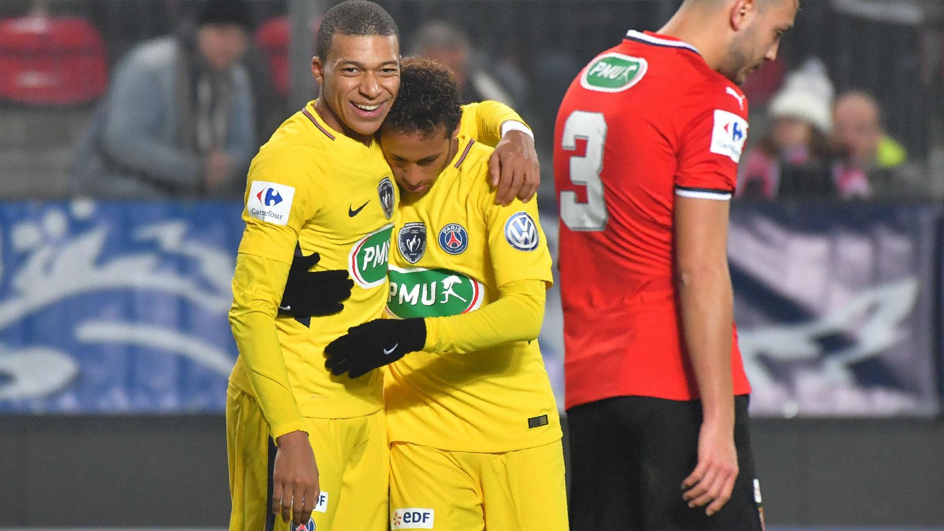 PSG : Sans Mbappé ni Diarra contre Montpellier, peut-être avec Neymar…