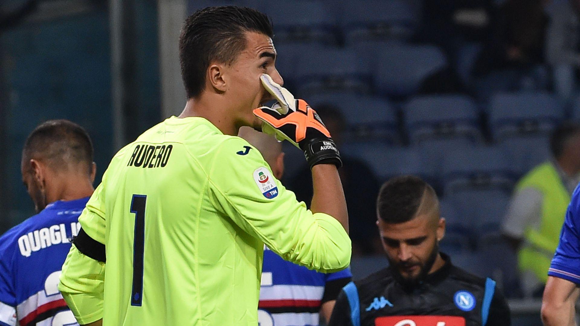Emil Audero - Sampdoria Napoli