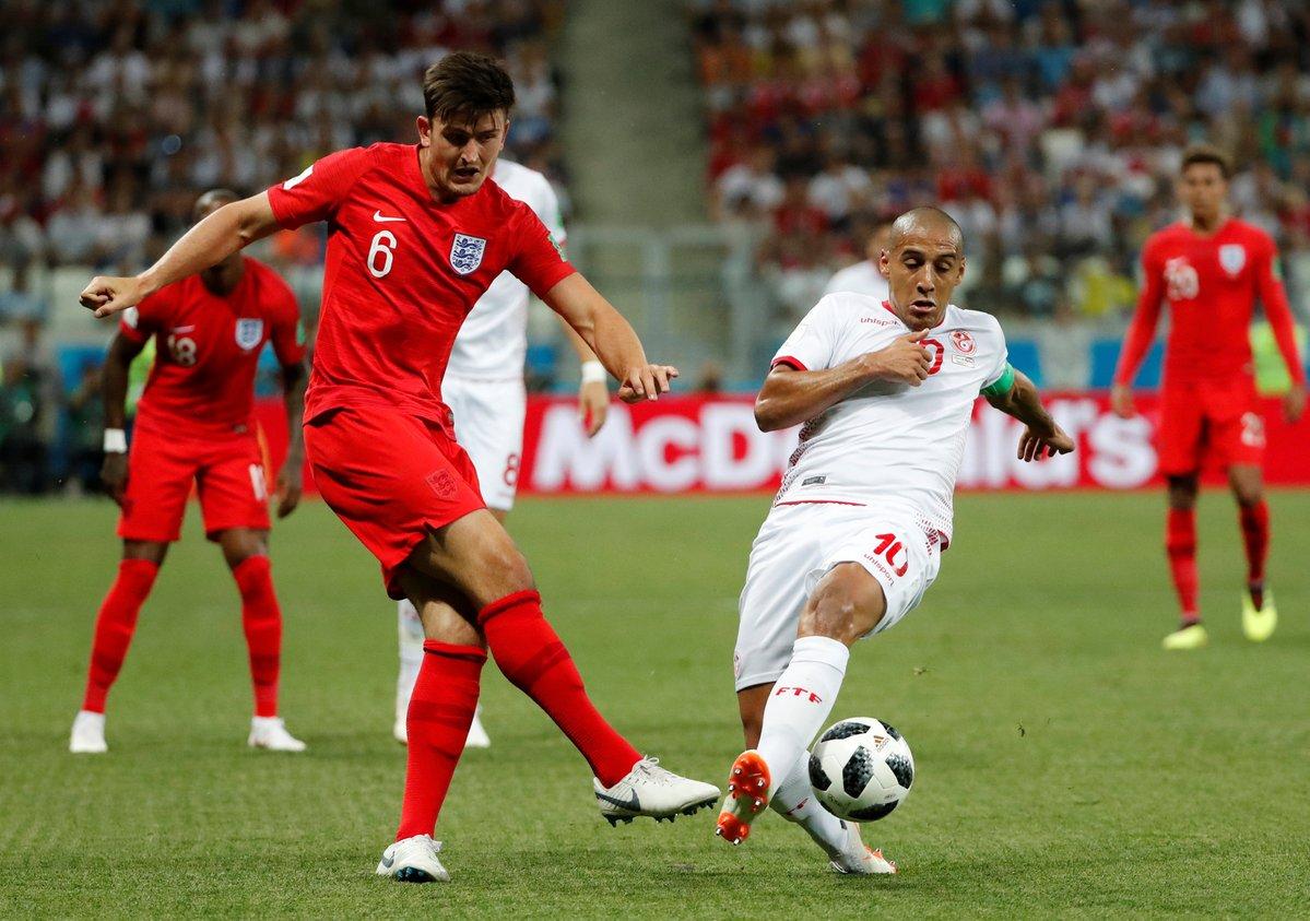 تونس وإنجلترا