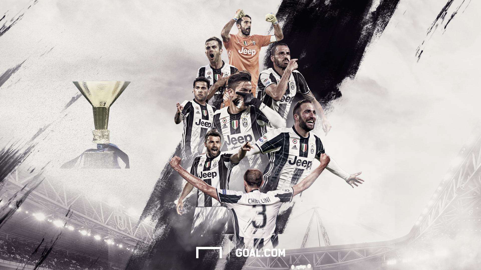 Juventus Champions GFX 1920x1080