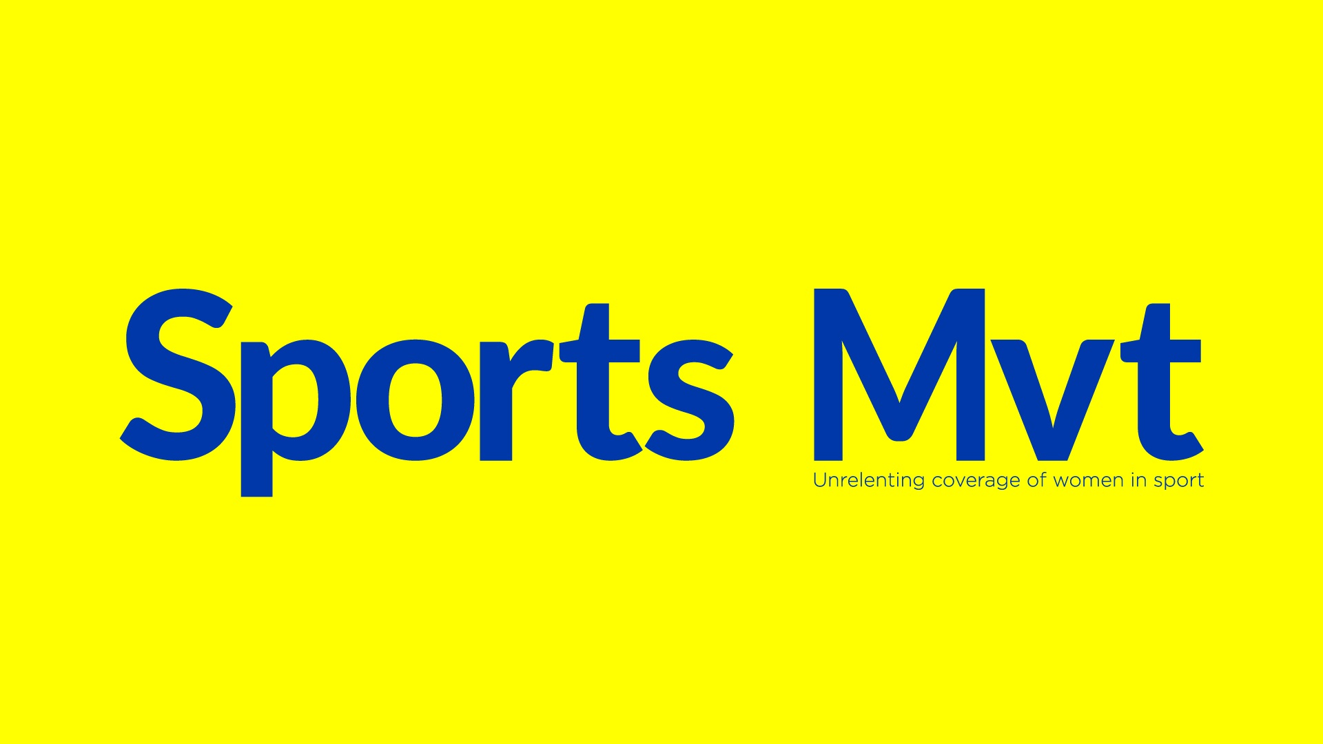 Sports Movement Logo