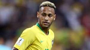 Neymar Brazil World Cup 2018