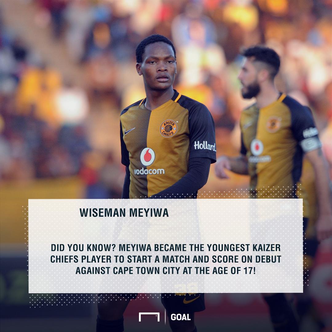Wiseman Meyiwa PS