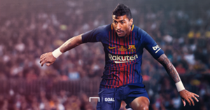 Paulinho FC Barcelona GFX