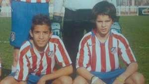 Alvaro Morata Atletico Madrid cantera
