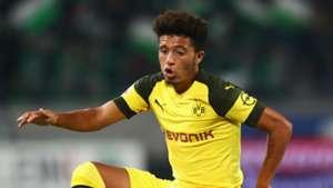 Jadon Sancho Borussia Dortmund 2018-19
