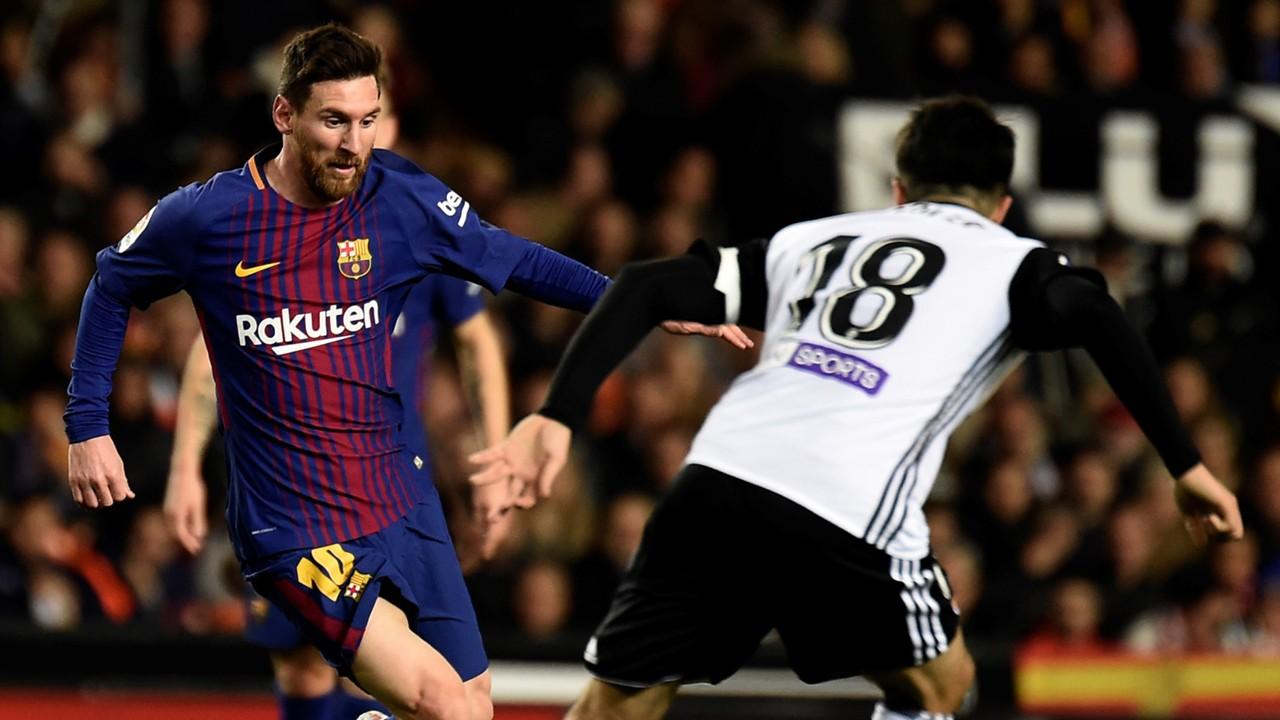 Valence - Barça : les compositions sont tombées !