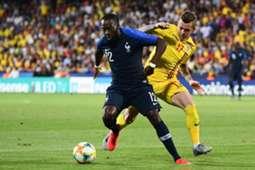 France U21 Romania U21 European Championship