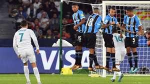 Real Madrid Gremio Cristiano Ronaldo