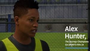 Hunter Common Goal FIFA
