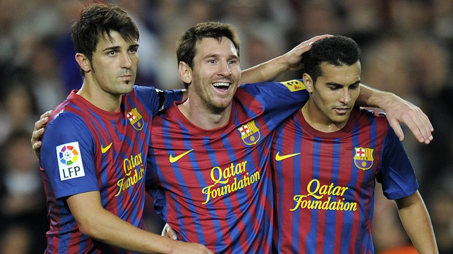Messi Villa Pedro