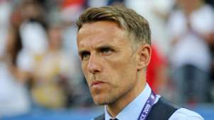 Phil Neville England Japan Women's World Cup