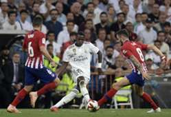 Vinicius Real Madrid Atletico Madrid 02/09/2018