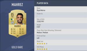 Riyad Mahrez | FIFA 19