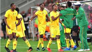 Zimbabwe in Afcon.