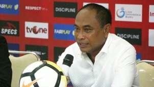 Kashartadi - Pelatih Kalteng Putra