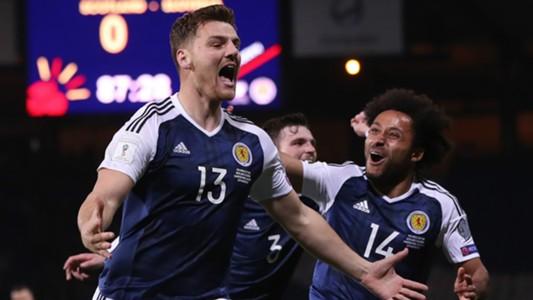 Chris Martin Scotland World Cup qualifying