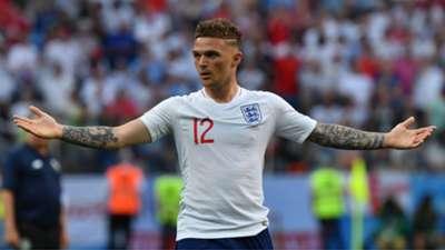 Kieran Trippier England World Cup 2018
