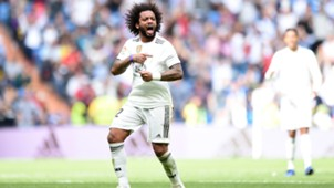 Marcelo Real Madrid Levante LaLiga 201018